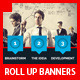 Multipurpose Corporate Business Signage Banners - GraphicRiver Item for Sale
