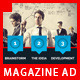 Multipurpose Business Corporate Magazine Ad - GraphicRiver Item for Sale