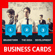 Multipurpose Corporate Business Cards - GraphicRiver Item for Sale