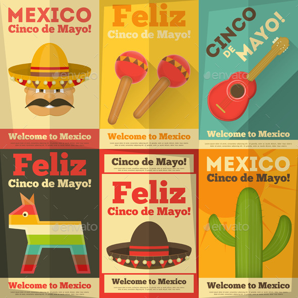 Mexican Posters - Miscellaneous Seasons/Holidays