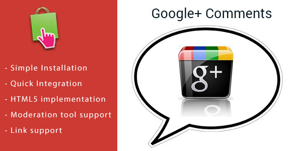 Responsive Google Plus Comments Google+ Platform API Prestashop Module - CodeCanyon Item for Sale