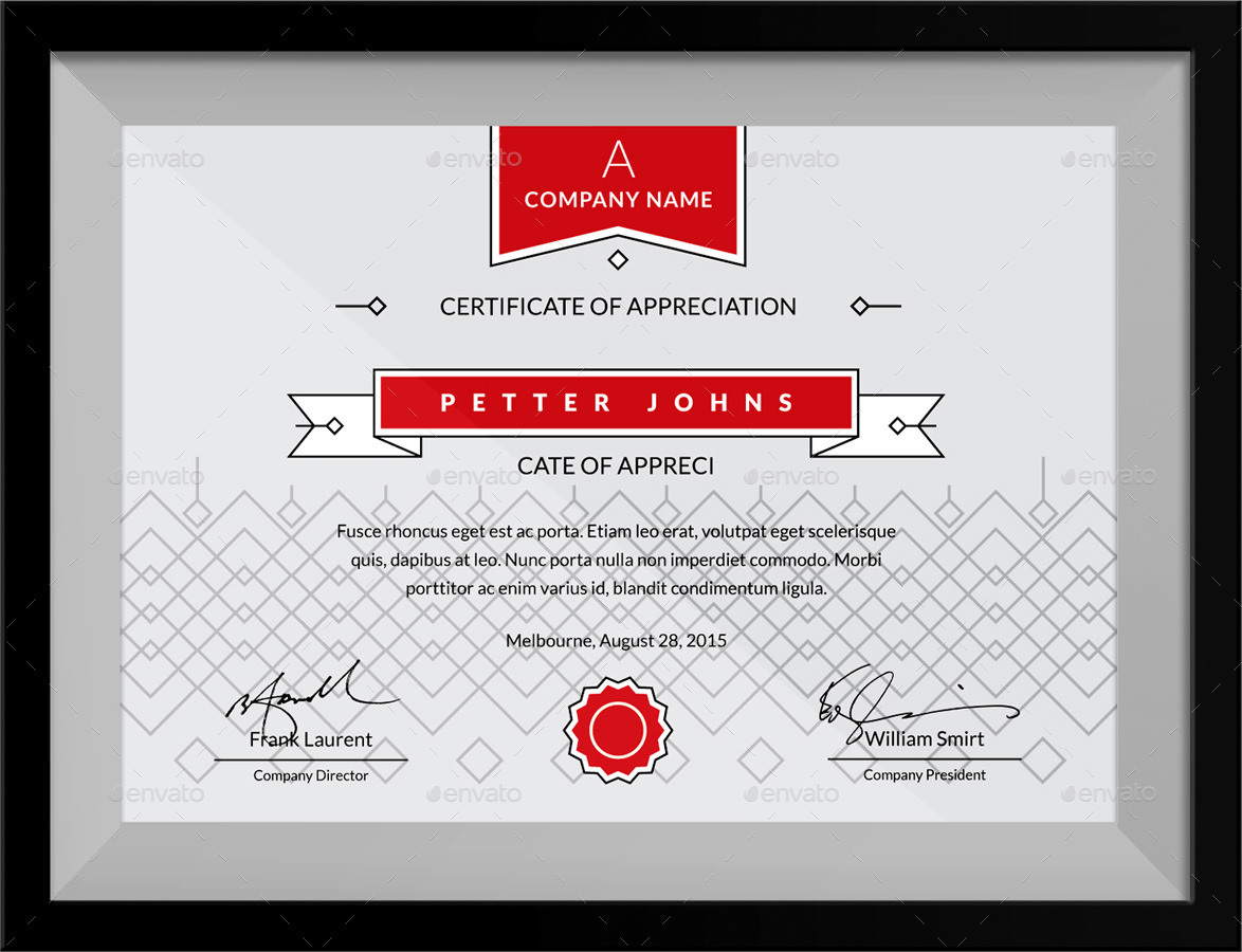 red certificates - Gecce.tackletarts.co