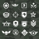 Military Symbol Icons and Logos Special Forces - GraphicRiver Item for Sale
