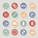 Universal Round Icons - GraphicRiver Item for Sale