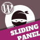 Ninja Kick: Sliding Panel for WordPress