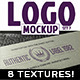 Photorealistic Logo Mockup (pack 2/3) - GraphicRiver Item for Sale