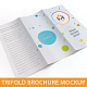 Trifold Brochure Mockup - GraphicRiver Item for Sale