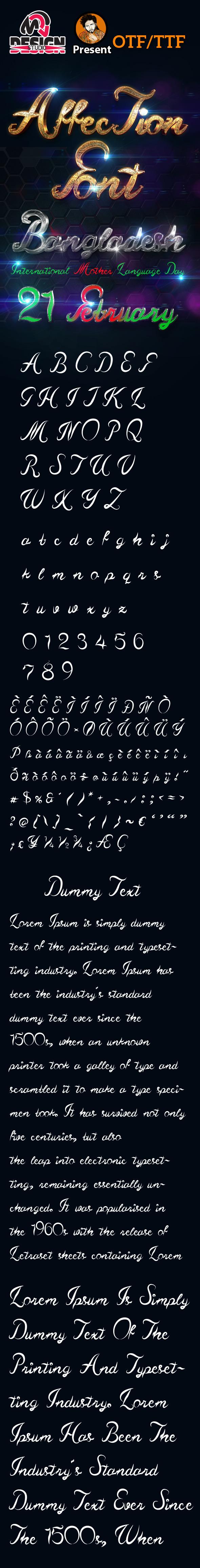 Respectable Font - Script Fonts
