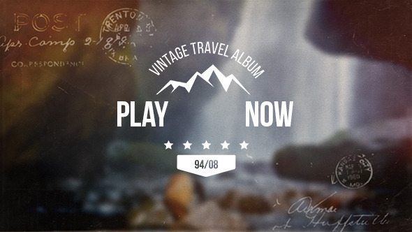 Vintage Slideshow by Hramovsky | VideoHive