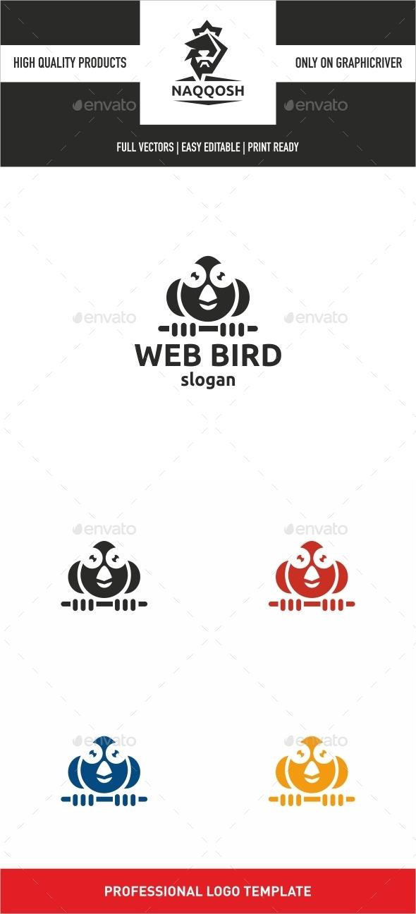 Web Bird  - Logo Templates