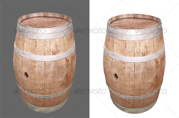 Barrel - Miscellaneous Isolated Objects