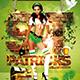 St Patricks Day Celebration Flyer Template - GraphicRiver Item for Sale