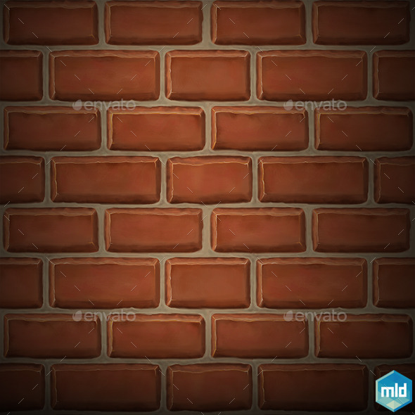 Brick Tile Texture 01 - 3DOcean Item for Sale