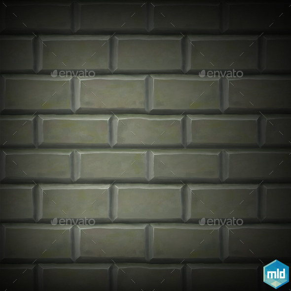 Brick Tile Texture 02 - 3DOcean Item for Sale