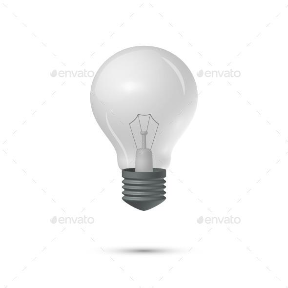 Light Bulb - Communications Technology