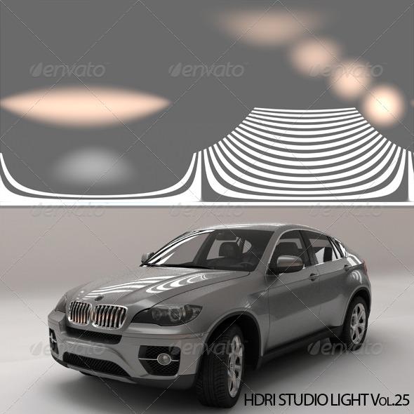 HDRI_Light_25 - 3DOcean Item for Sale