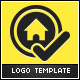 Home Check Logo Template - GraphicRiver Item for Sale