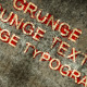 Grunge Wall Typography - VideoHive Item for Sale
