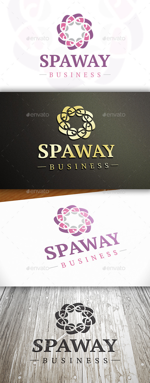 Spa Logo - Nature Logo Templates