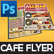 Allstar Cafe & Restaurant Flyer - GraphicRiver Item for Sale