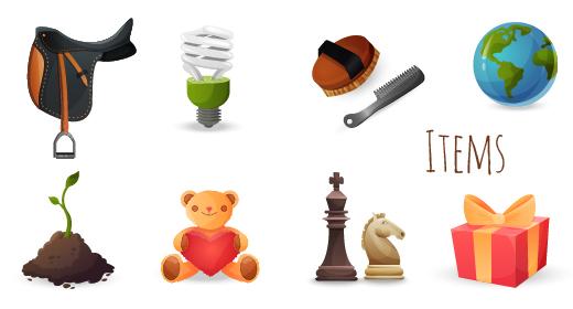 Items sets