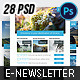 Travel | Multipurpose E-newsletter - GraphicRiver Item for Sale