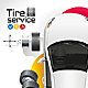 Car Tire Service - GraphicRiver Item for Sale