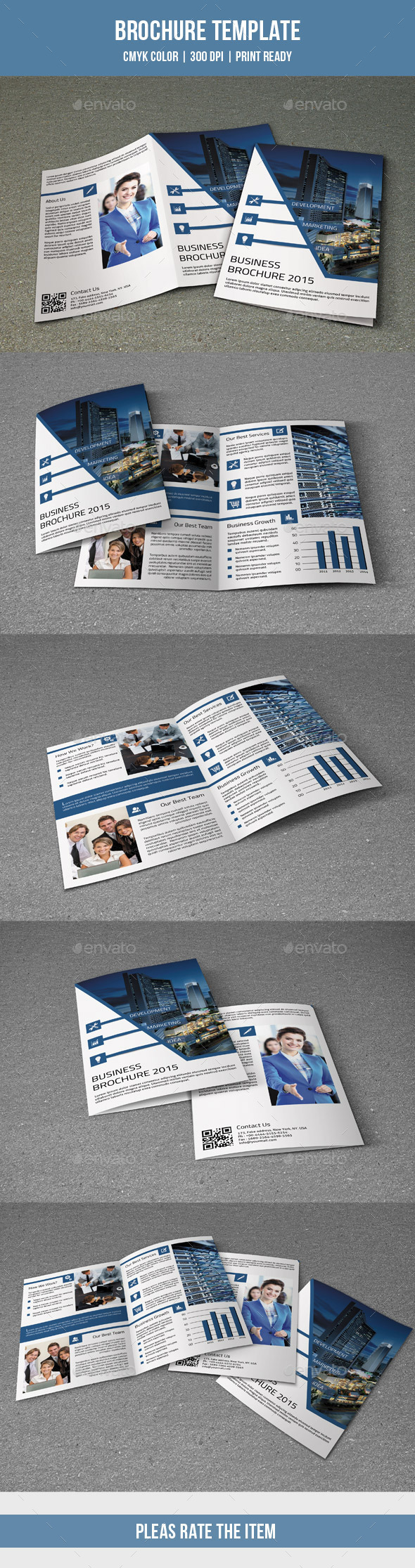 4 Pages Corporate Brochure-V195 - Corporate Brochures