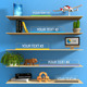 Shelves Template - GraphicRiver Item for Sale