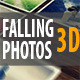 Falling Photos 3D - VideoHive Item for Sale