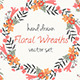 Floral Wreaths Pack - GraphicRiver Item for Sale