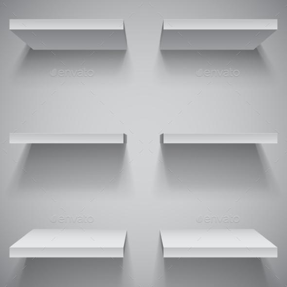 White Shelves - Retail Commercial / Shopping