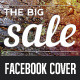 The Big Winter Sale Facebook Cover - GraphicRiver Item for Sale