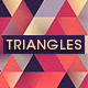 Triangles Backgrounds - GraphicRiver Item for Sale