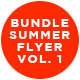 Bundle Summer Vol. 1 - GraphicRiver Item for Sale
