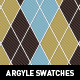 Argyle Swatches - GraphicRiver Item for Sale