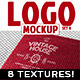 Photorealistic Logo Mockup (pack 3/3) - GraphicRiver Item for Sale