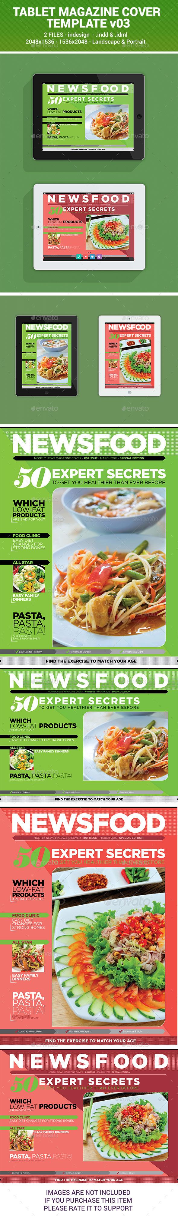 TABLET-MAGAZINE-COVER-PORTRAIT-LANDSCAPE-FOOD-v03 - Digital Magazines ePublishing