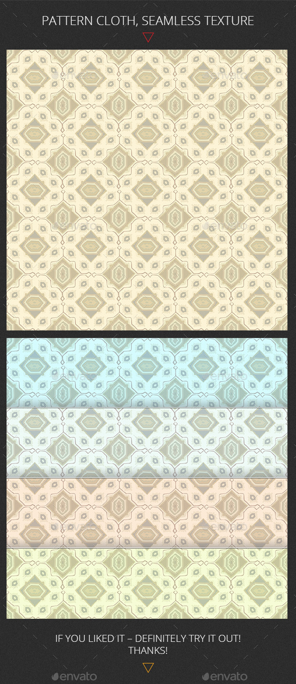 Pattern Cloth, Seamless Texture - Patterns Backgrounds