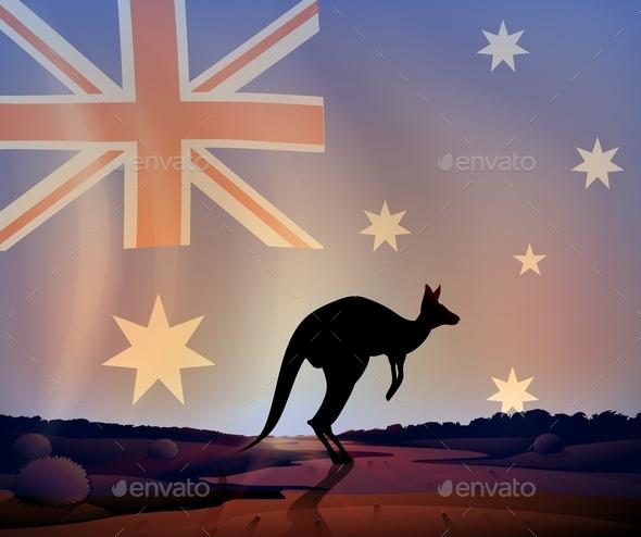 Australia - Animals Characters