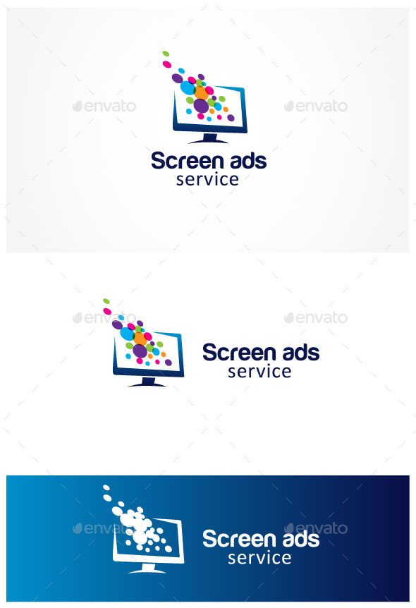 Color Screen - Symbols Logo Templates