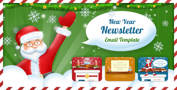 Free Download Exclusive New Year Newsletter Nulled Latest Version