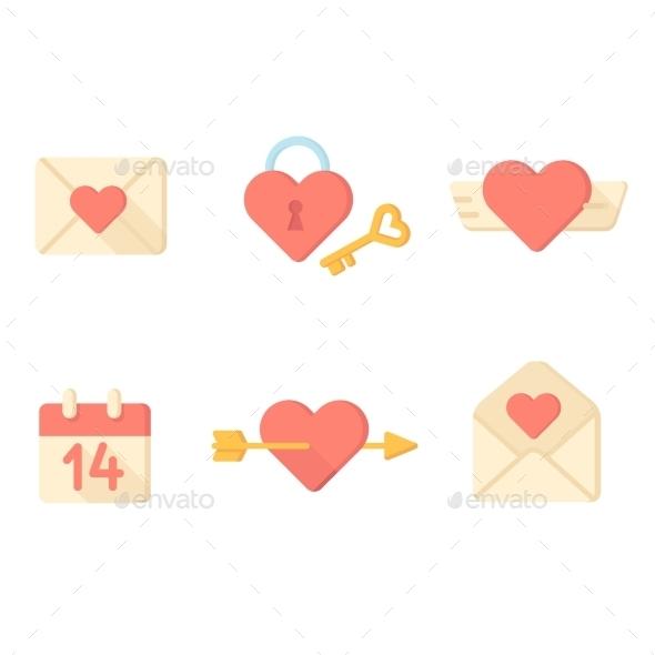 Valentines Elements  - Valentines Seasons/Holidays