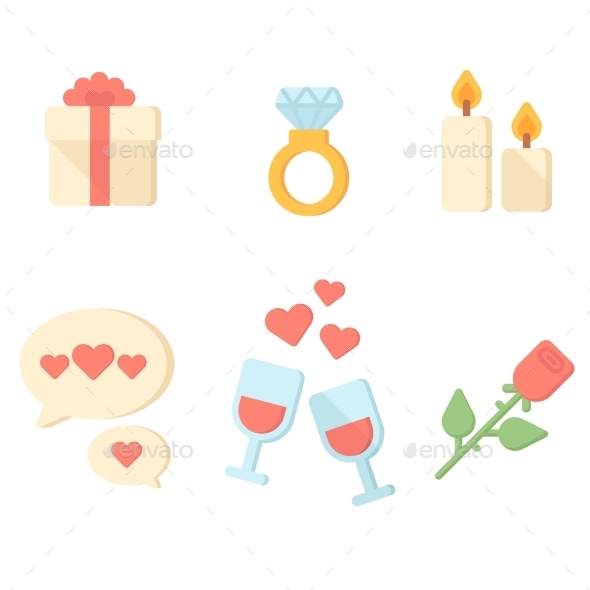 Valentines Elements  - Valentines Seasons/Holidays
