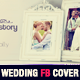 Wedding Frame Facebook Timeline Cover Template - GraphicRiver Item for Sale