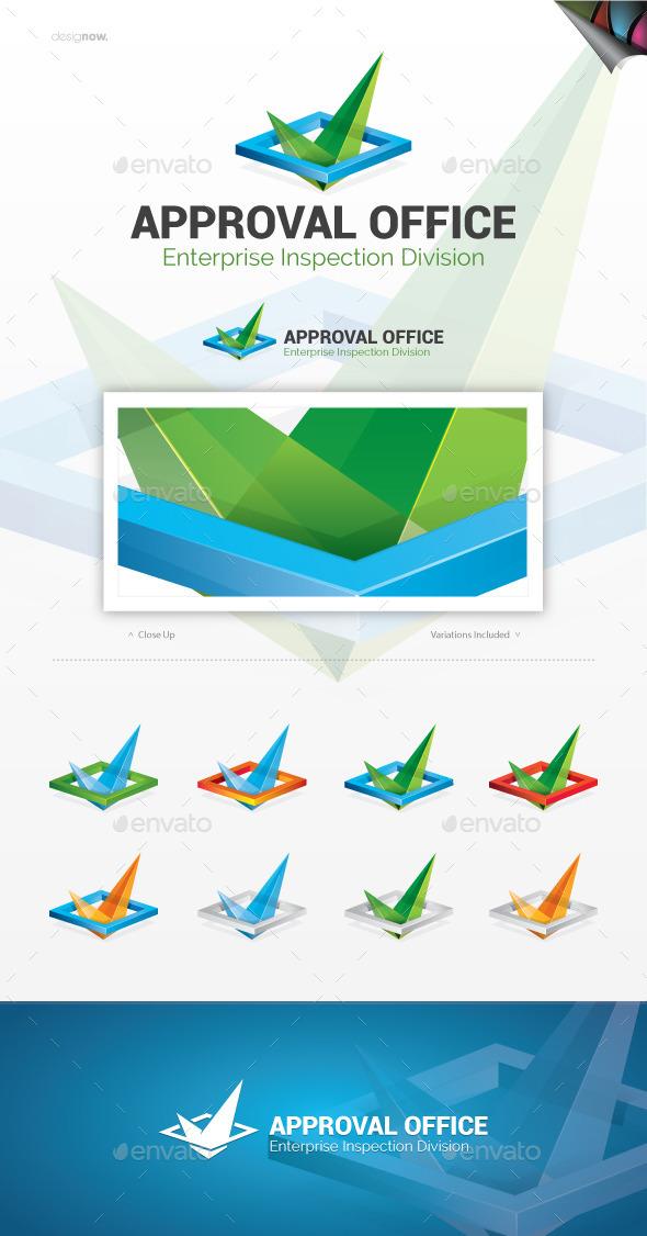 Approval Office Logo - Symbols Logo Templates