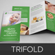 Spa & Beauty Salon Trifold Brochure Template - GraphicRiver Item for Sale
