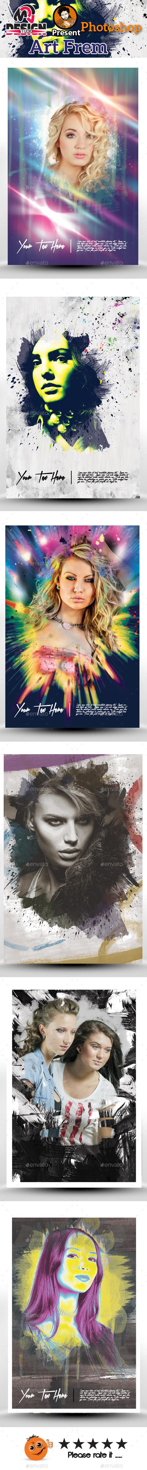 Art Frem - Photo Templates Graphics