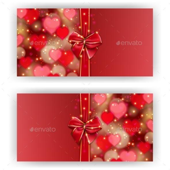 Festive Background - Valentines Seasons/Holidays