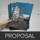 Project Proposal InDesign Template v2 - GraphicRiver Item for Sale